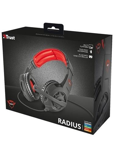 Trust Trust Gxt 310 Radius Oyuncu Kulak Üstü Kulaklığı Renkli